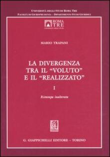 Antondemarirreguera.es La divergenza tra il «voluto» e il «realizzato». Vol. 1 Image