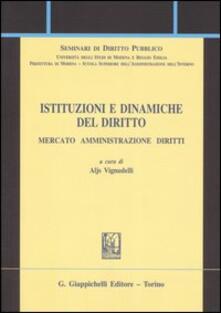 Ristorantezintonio.it Istituzioni e dinamiche del diritto. Mercato, amministrazione, diritto Image
