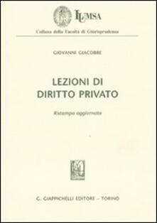 Writersfactory.it Lezioni di diritto privato Image