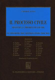 Il processo civile. Sistema e problematiche. Le riforme del quinquennio 2010-2014.pdf