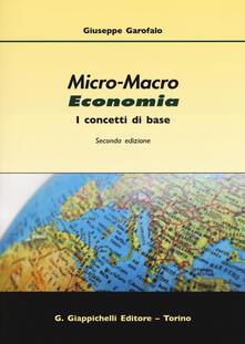 Ristorantezintonio.it Micro-macro economia. I concetti di base Image