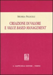 Creazione di valore e value based management