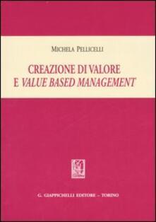 Tegliowinterrun.it Creazione di valore e value based management Image