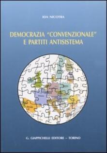 Democrazia «convenzionale» e partiti antisistema.pdf