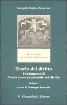 Teoria del diritto. Fondamenti di teoria comunicazionale del diritto.pdf