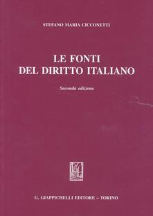 Ascotcamogli.it Le fonti del diritto italiano Image
