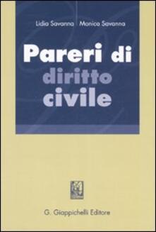 Vitalitart.it Pareri di diritto civile Image