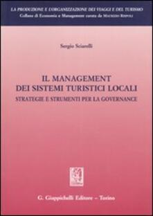 Osteriacasadimare.it Il management dei sistemi turistici locali. Strategie e strumenti per la governance Image