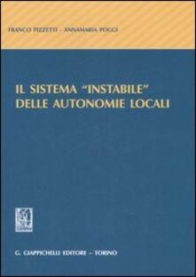 Il sistema «instabile» delle autonomie locali.pdf