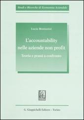L' accountability nelle aziende non profit. Teoria e prassi a confronto