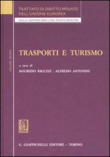 Squillogame.it Trattato di diritto privato dell'Unione Europea. Vol. 10: Trasporti e turismo. Image