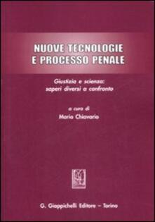 Warholgenova.it Nuove tecnologie e processo penale. Giustizia e scienza: saperi diversi a confronto Image