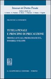 Tutela penale e principio di precauzione. Profili attuali, problematicità, possibili sviluppi