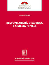 La responsabilità d'impresa e sistema penale