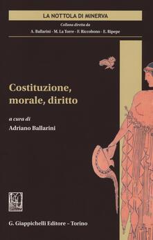 Premioquesti.it Costituzione, morale, diritto Image