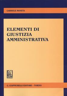 Camfeed.it Elementi di giustizia amministrativa Image