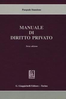 Mercatinidinataletorino.it Manuale di diritto privato Image