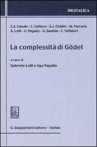 Libro La complessità di Gödel
