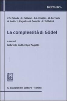 La complessità di Gödel.pdf