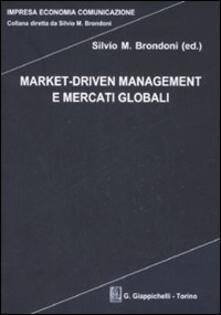 Ristorantezintonio.it Market-driven management e mercati globali Image