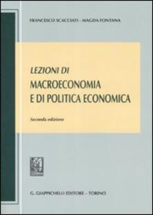 Osteriacasadimare.it Lezioni di macroeconomia e di politica economica Image