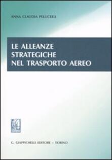 Le alleanze strategiche nel trasporto aereo.pdf