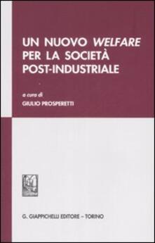 Lpgcsostenible.es Un nuovo welfare per la società post-industriale Image