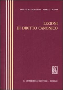 Listadelpopolo.it Lezioni di diritto canonico Image