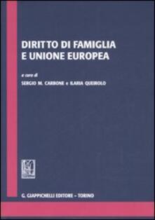 Warholgenova.it Diritto di famiglia e Unione europea Image