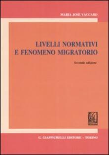 Livelli normativi fenomeno migratorio.pdf