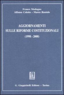 Premioquesti.it Aggiornamenti sulle riforme costituzionali (1998-2008) Image