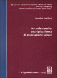 Le confraternite: una tipica forma di associazione laicale.pdf