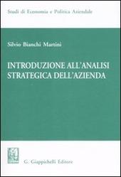 Introduzione all'analisi strategica dell'azienda