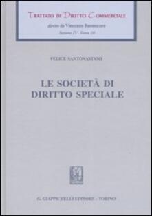 Listadelpopolo.it Trattato di diritto commerciale. Sez. IV. Vol. 10: Le società di diritto speciale. Image