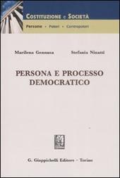 Persona e processo democratico