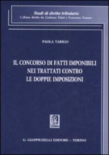 Il concorso di fatti imponibili nei trattati contro le doppie imposizioni.pdf