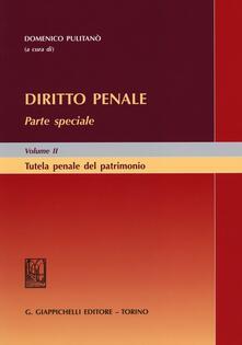 Diritto penale. Parte speciale. Vol. 2: Tutela penale del patrimonio..pdf
