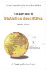 Fondamenti di statistica descrittiva