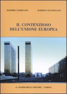 Winniearcher.com Il contenzioso dell'Unione Europea Image