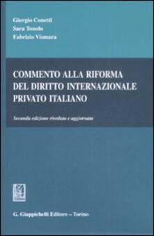 Nicocaradonna.it Commento alla riforma del diritto internazionale privato italiano Image