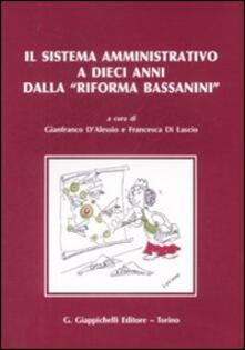 Antondemarirreguera.es Il sistema amministrativo a dieci anni dalla «riforma Bassanini». Atti del convegno internazionale (Roma, 30-31 gennaio 2008) Image