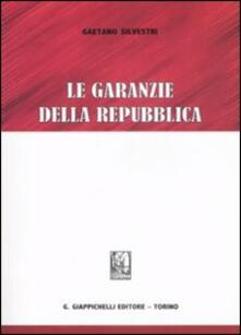 Radiospeed.it Le garanzie della Repubblica Image