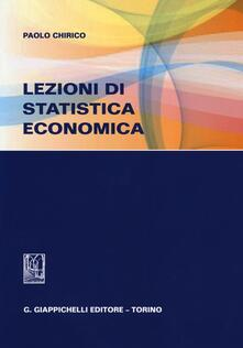 Antondemarirreguera.es Lezioni di statistica economica Image