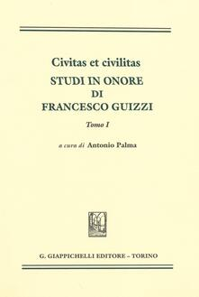 Winniearcher.com Civitas et civilitas. Studi in onore di Francesco Guizzi Image