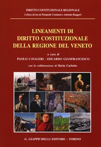 Libro Lineamenti di diritto costituzionale della regione del Veneto