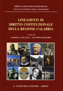 Libro Lineamenti di diritto costituzionale della regione Calabria