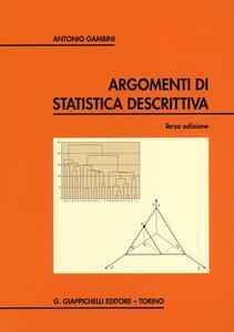 Argomenti di statistica descrittiva