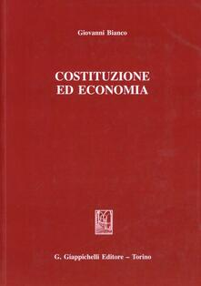 Grandtoureventi.it Costituzione ed economia Image