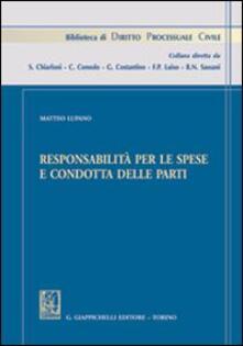 Responsabilità per le spese e condotta delle parti.pdf