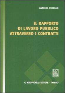 Vastese1902.it Il rapporto di lavoro pubblico attraverso i contratti Image